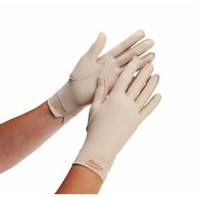 Oedeemhandschoenen - hele vingers,  diverse polslengtes