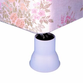 Olifant poten bed- en stoelverhogers - 9 cm