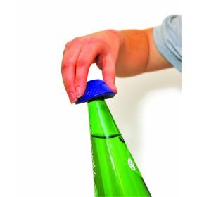 Anti-slip flesopener - blauw