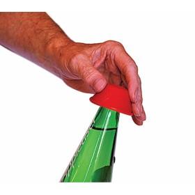 Anti-slip flesopener - rood