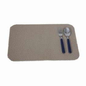 Anti-slip placemat - beige