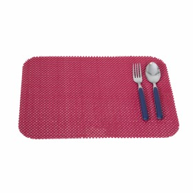 Anti-slip placemat - rood