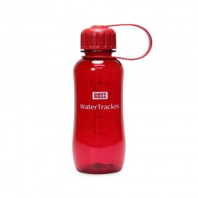 WaterTracker 0,3L rood