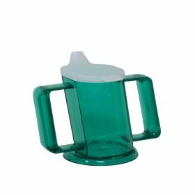 HandyCup met deksel - groen