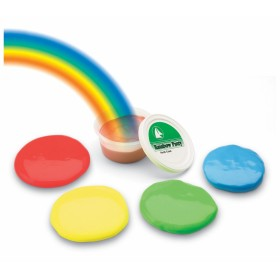 Rainbow Putty in diverse weerstanden - soft 85 gr.