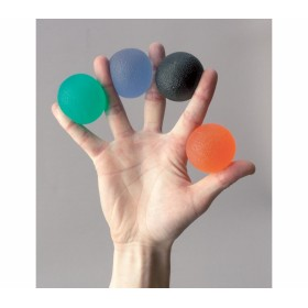 Handtrainer gelballen in variable weerstanden - soft blauw