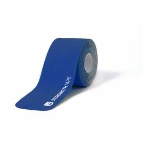 StrenghtTape rol 5 meter - blauw