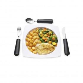 4-delige dinerset met buigbaar bestek