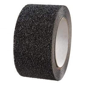 SecuCare Antislip Sticker, zwart, Op rol, 30x5 cm