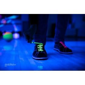 Quickshoelaces - neon diverse kleuren