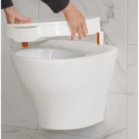 Toiletverhoger  6 of 10 cm,...