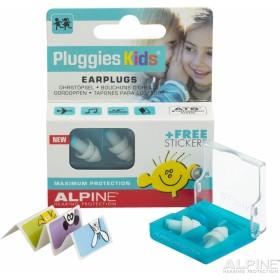 Alpine Pluggies kinder oordopjes 1 paar