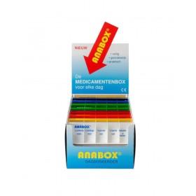 Anabox dagbox-display 16 stuks